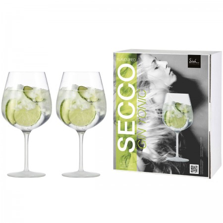 secco flavoured gin tonic eisch glas. Black Bedroom Furniture Sets. Home Design Ideas