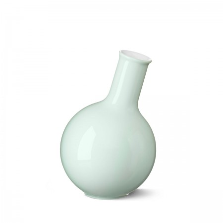 LAB KPM Vase in mint