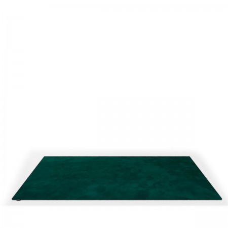 Object Carpet Teppich in malachite aus Seide