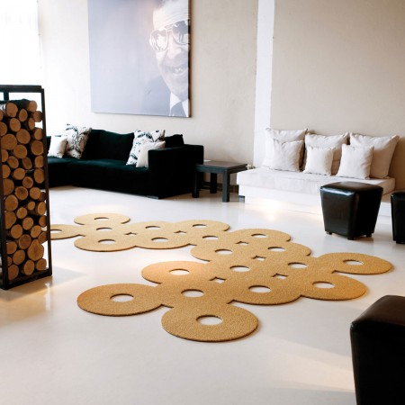 Edition Silhouette Object Carpet Teppich 12