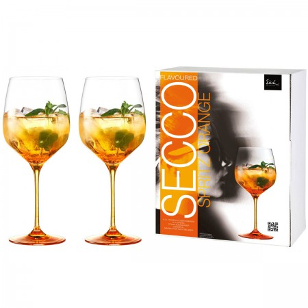 Spritz Orange Eisch Gläser Secco Flavoured