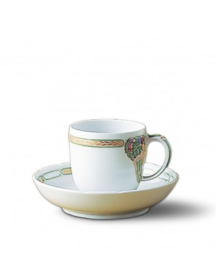 Ceres Kaffeetasse in polychrom