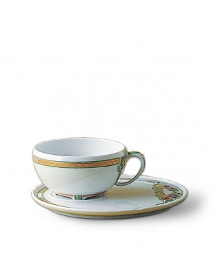 Ceres Teetasse in polychrom