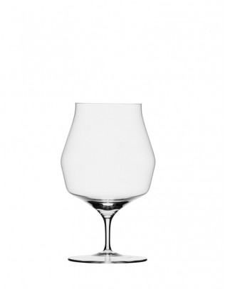 Double Bend Mark Thomas Bierglas, 2er Set