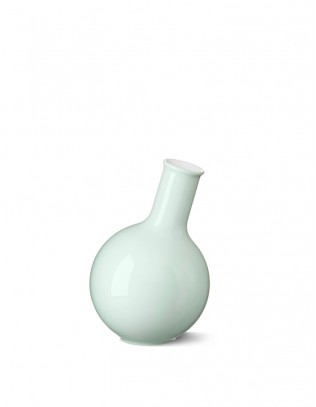 Lab KPM Bulb Vase, mint