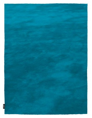 Object Carpet Teppich Pure Silk, azure