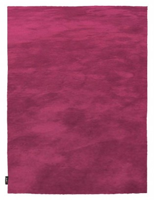 Object Carpet Teppich Pure Silk, fuchsia