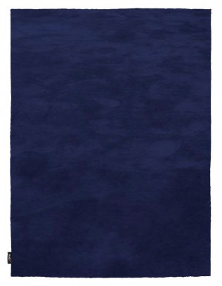 Object Carpet Teppich Pure Silk, lapis