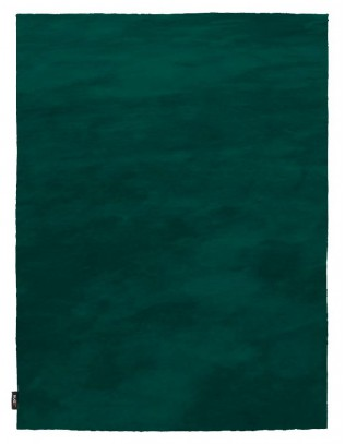 Object Carpet Teppich Pure Silk, malachite