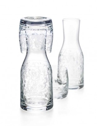 Papagena Glas Set